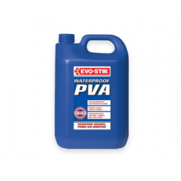 Waterproof PVA